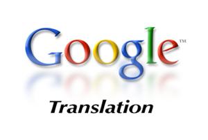 Logo Google translation